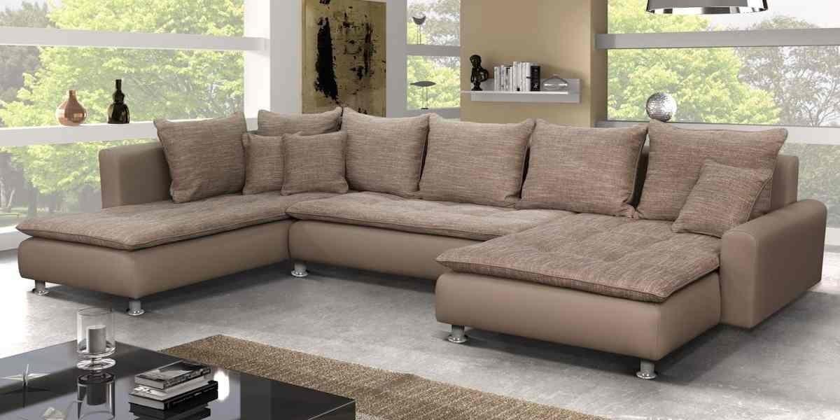 brugt hj rnesofa med chaiselong rioolbuizen sanitair. Black Bedroom Furniture Sets. Home Design Ideas