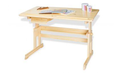 Pinolino Børne-Skrivebord, Lena/Lakeret træ