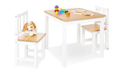 Pinolino Børnebord og Stolesæt, Fenna/Hvid