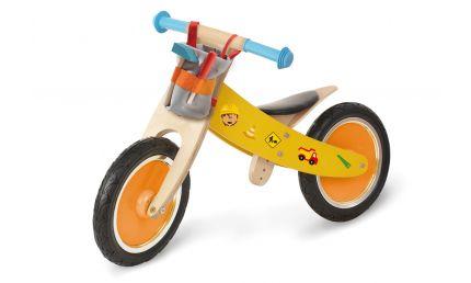 Pinolino Løbecykel, Bill/Multifarvet