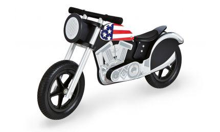 Pinolino Løbe Motorcykel, Cooper/Multifarvet