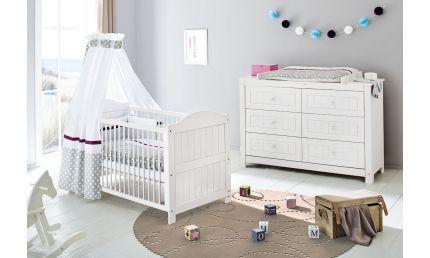 Pinolino Start Børnemøbel Sæt, Ekstra Bred 2 dele, Nina