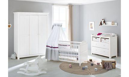 Pinolino Børneværelse, Bred Stor med tre døre 3 dele, Nina