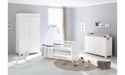 Pinolino Børneværelse, Ekstra Bred 3 dele, Nina