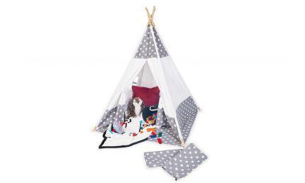 Pinolino Tipi-telt med bund, Jakara