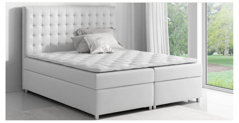 Manaya Continental Dream 140x200 - Hvid