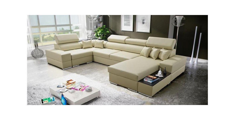 Billede af Fast Pris Primo U-sofa