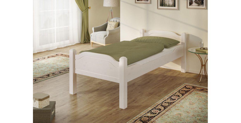 Liva Senior White 200 Cm x 90 Cm