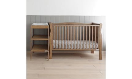 Woodies NOBLE BED VINTAGE - 2 i 1 tremmeseng