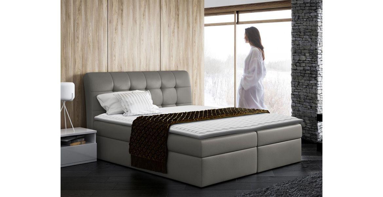 Manaya Continental Dream Style 140x200 - Grå